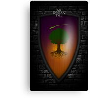 Ser Duncan the Tall: The Hedge Knight Canvas Print