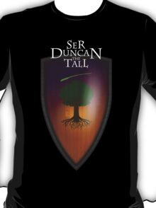 Ser Duncan the Tall: The Hedge Knight T-Shirt