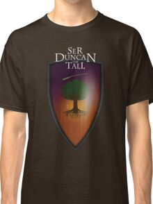 Ser Duncan the Tall: The Hedge Knight Classic T-Shirt