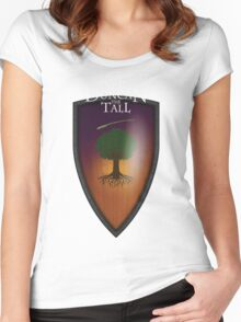 Ser Duncan the Tall: The Hedge Knight Women's Fitted Scoop T-Shirt