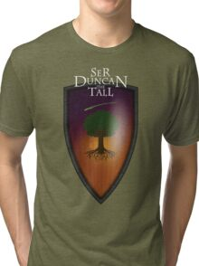 Ser Duncan the Tall: The Hedge Knight Tri-blend T-Shirt