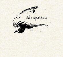 The Sparrow tee, dark version Hoodie
