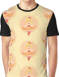 Tea and Cakes Graphic T-Shirt