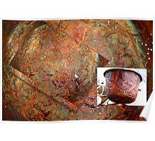 Copper Tub Poster
