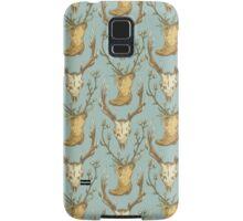 Cowboy Pattern Samsung Galaxy Case/Skin