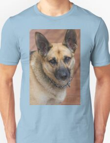 cute wolfhound dog T-Shirt