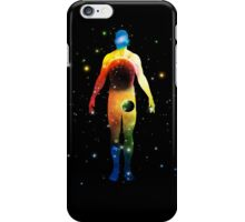 The Universe is in Us iPhone Case/Skin