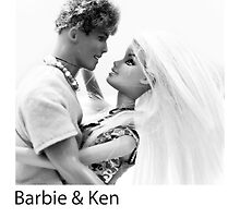 Barbie & Ken by Mark Battista
