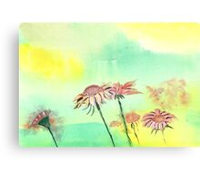Flowers 2 Canvas Print