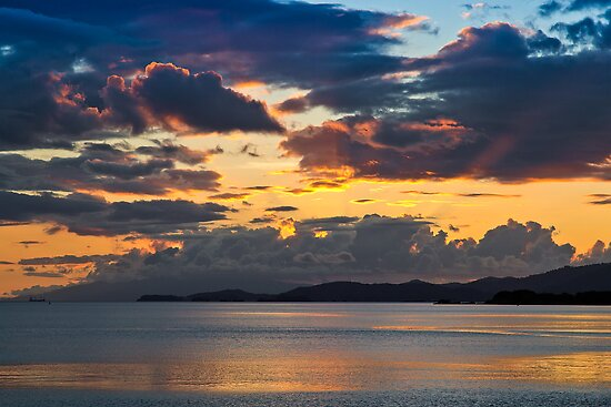 Sunset After the Storm by diggle