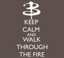 Walk through the fire Kids Clothes