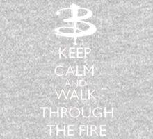 Walk through the fire One Piece - Long Sleeve