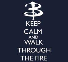 Walk through the fire Kids Tee