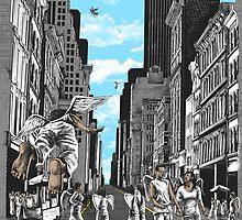 City of Angels by TenTimesKarma