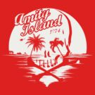 Jaws / Amity Island skull by alexMo
