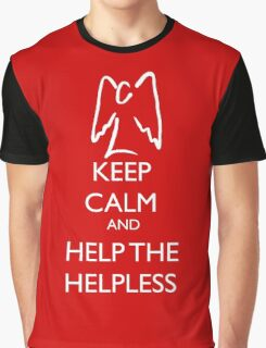 Help the helpless Graphic T-Shirt