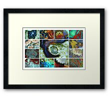 Worlds Within Framed Print