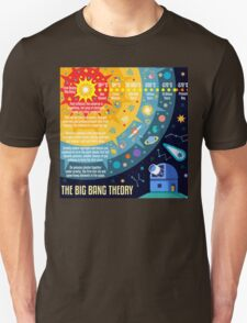 The Big Bang Theory Concept Unisex T-Shirt