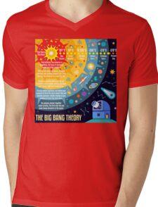 The Big Bang Theory Concept Mens V-Neck T-Shirt