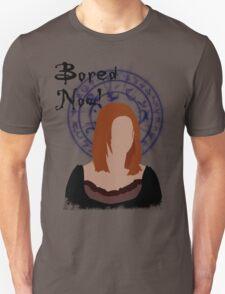 Bored now! Unisex T-Shirt