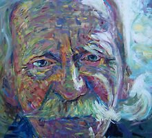 Portrait by Jane  Ineson