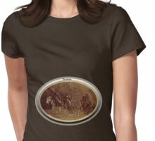 The Posse Womens Fitted T-Shirt