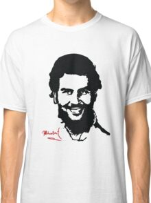 """Narcos """"Pablo Escobar"""" Classic T-Shirt"""