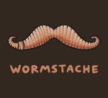 Wormstache   Unisex T-Shirt