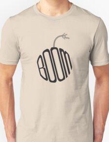 typography bomb T-Shirt