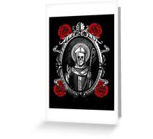 A Question of Faith Greeting Card