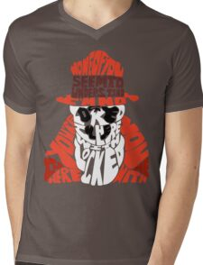 Rorschach Mens V-Neck T-Shirt