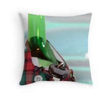 drunk and driving causes death Throw Pillow
