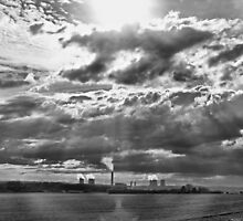 Big Sky - Didcot by Colin J Williams Photography
