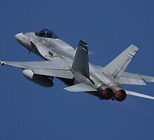 RAAF F/A 18 Hornet by Matthew Smith