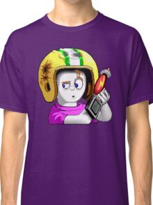 Commander Keen HD - Retro DOS game fan items Classic T-Shirt