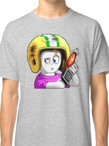 Commander Keen HD - Retro DOS game fan items Classic T-Shirt