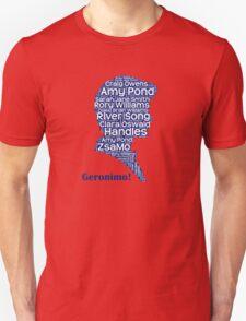 Geronimo, 11th Doctor, Doctor Who T-Shirt