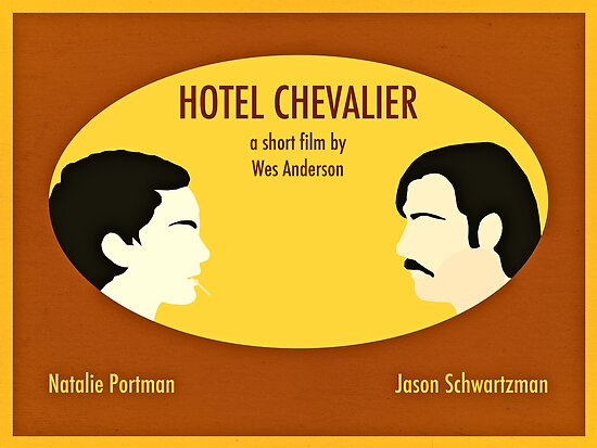 Hotel Chevalier by Coby McGraw
