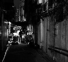 HK Alley by Pat Lynch