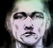 """""""Man portrait""""   by Manana11"""