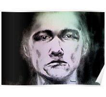 """""""Man portrait""""   Poster"""
