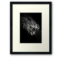 Fierce! Framed Print