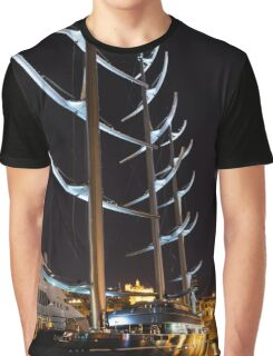 She is So Special - the Luxurious Maltese Falcon Superyacht Graphic T-Shirt