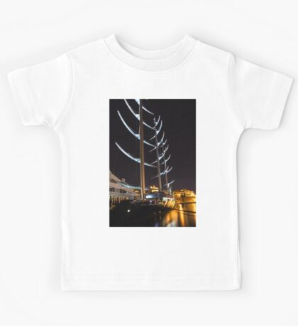 She is So Special - the Luxurious Maltese Falcon Superyacht Kids Tee
