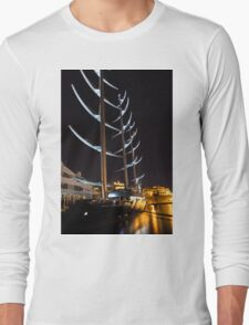 She is So Special - the Luxurious Maltese Falcon Superyacht Long Sleeve T-Shirt