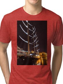 She is So Special - the Luxurious Maltese Falcon Superyacht Tri-blend T-Shirt