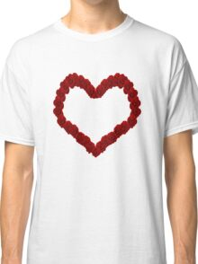 Rose Heart Classic T-Shirt