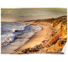 Granny's Beach - Dongara - Western Australia Poster