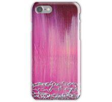 Et glisse la soie iPhone Case/Skin