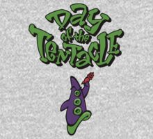 Maniac Mansion - Day of the Tentacle Baby Tee